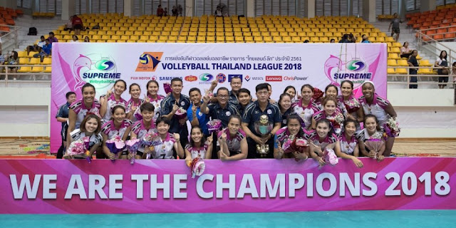 Thai - League đã xác định 2 CLB nam và nữ tranh tài ở châu Á
