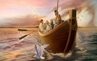 O Criador Faz Cessar a Tempestade