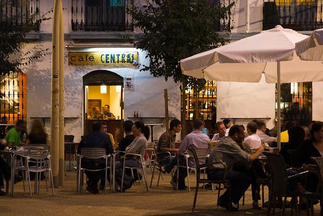 Bares em Sevilha