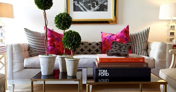 Simple Details Ikea Black Amp White Pillows