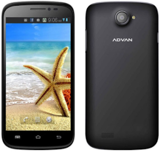 Cara Flash Advan S6A Star 6 Mudah Via PC