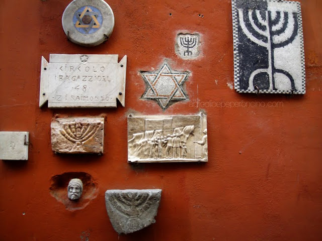 Jewish Quarter of Rome, the oldest in Western Europe