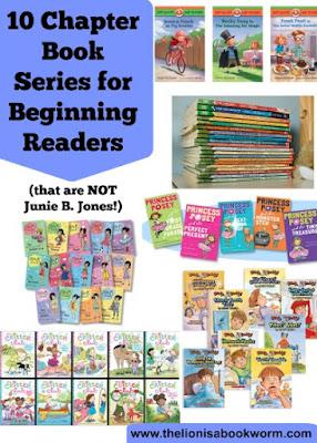 Book series for beginning readers