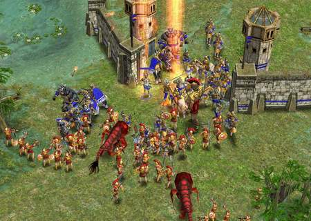 Free Download: AGE OF MYTHOLOGY Full Version PC Game