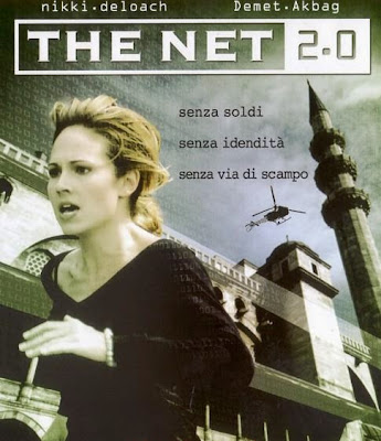 Poster Of The Net 2.0 (2006) In Hindi English Dual Audio 300MB Compressed Small Size Pc Movie Free Download Only At worldfree4u.com