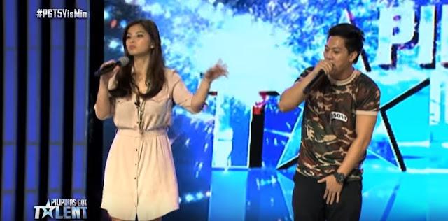 Davaoeño wows PGT judges, viewers on 'impromptu' rap