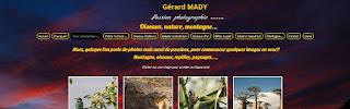 site de Gérard Mady