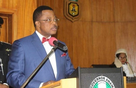 I Have No Problem with Groups Fighting for Biafra - Gov. Obiano