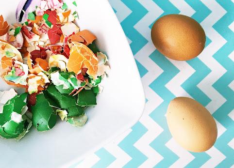 Skorupki z jajek - idealny suplement na łamliwość paznokci i włosów, krwawiące dziąsła, katar, bezsenność i odchudzanie.