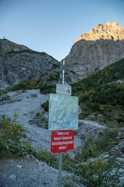 Schesaplana und Totalphütte  Bergtour im Brandertal 02