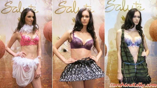 Salute Artistry Boho Fashion Showcase, Boho Chic Party, Boho Party, Lingerie Party, Lingerie Fashion Show, Wacoal Malaysia, Wacoal, Lingerie