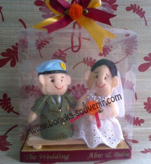 Contoh Souvenir Pernikahan Artis