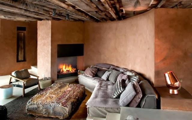 Fotos de salas estilo r stico salas con estilo for Sala de estar estilo rustico
