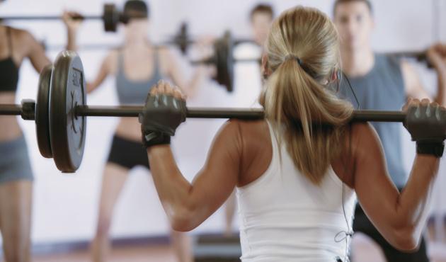Ejercicio anaeróbico: Fitnes, pesas,etc.