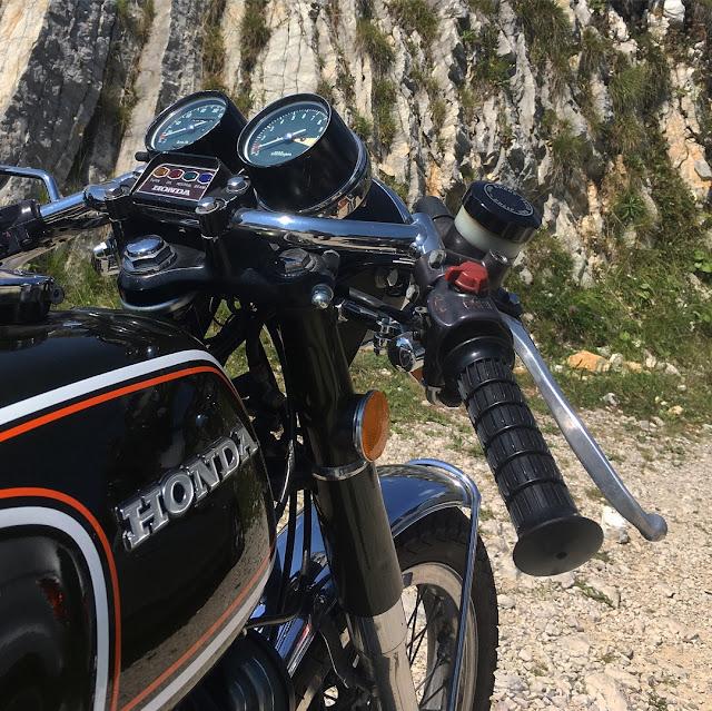 itinerari in moto