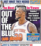 Knicks, pride of NY?