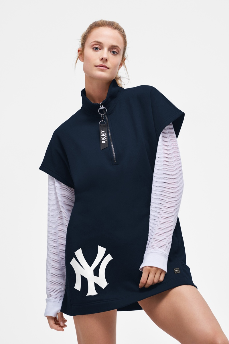 DKNY Sport x Major League Baseball Collection