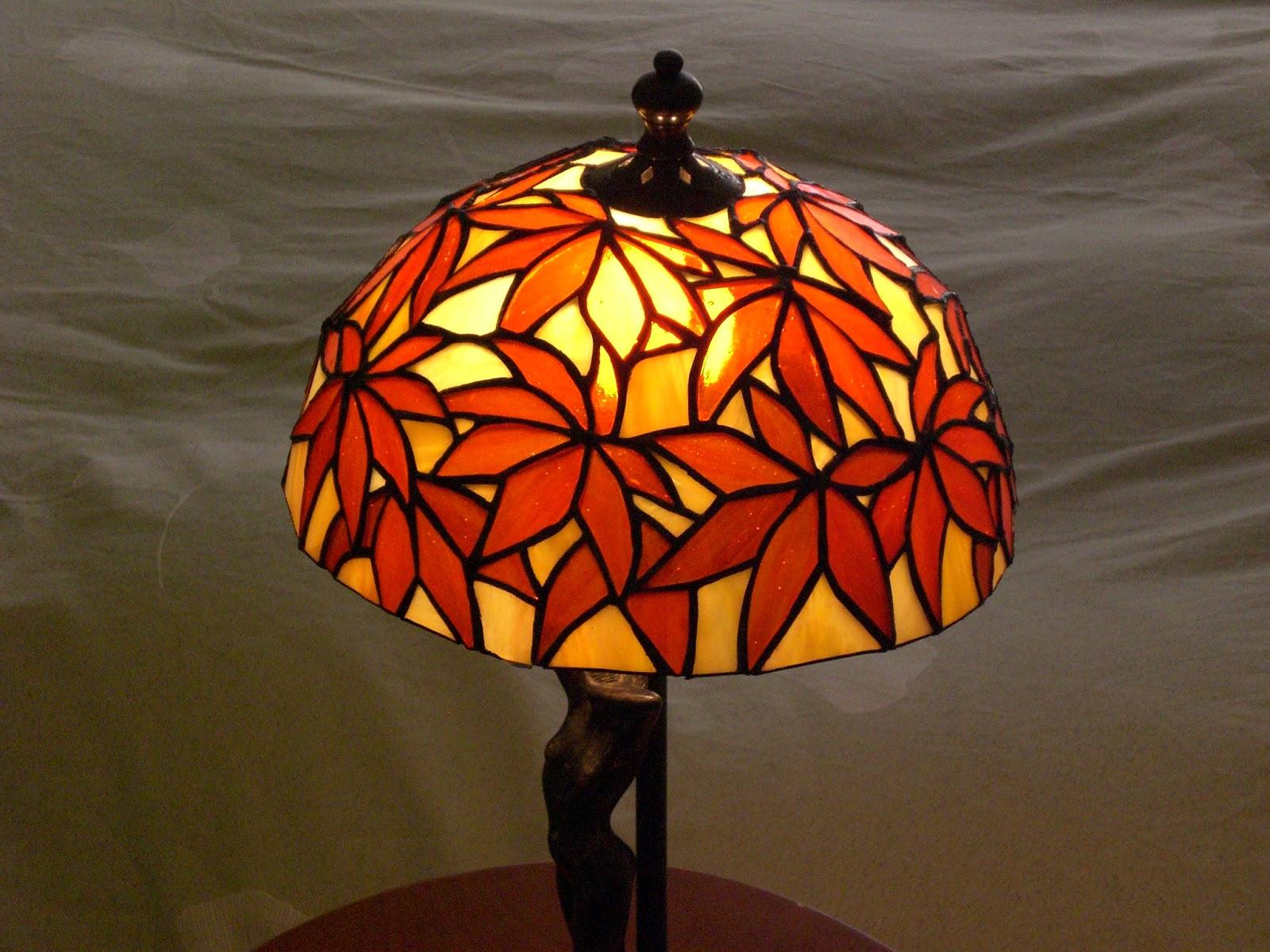 Super Vetrate Artistiche Belle Epoque: Lampade Tiffany XQ27