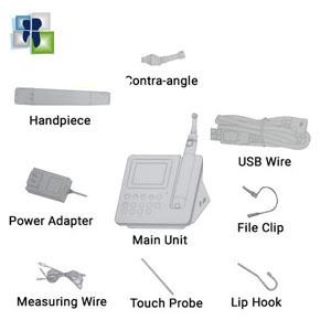 جهاز الروتاري لعلاج العصب السني Woodpecker Endo Radar