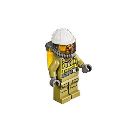 LEGO cty685 - Badacz wulkanów