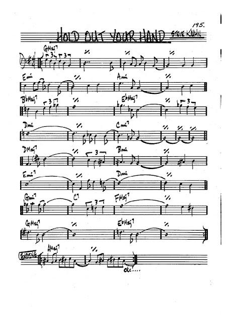 Partitura Violonchelo Steve Kuhn
