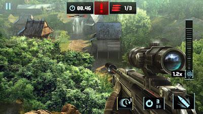 تهكير لعبة sniper fury للاندرويد, تحميل لعبة sniper fury للاندرويد