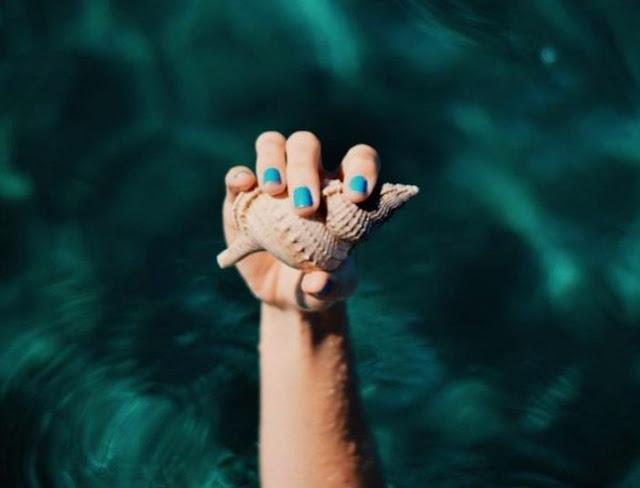 diy shell jewelry tutorials