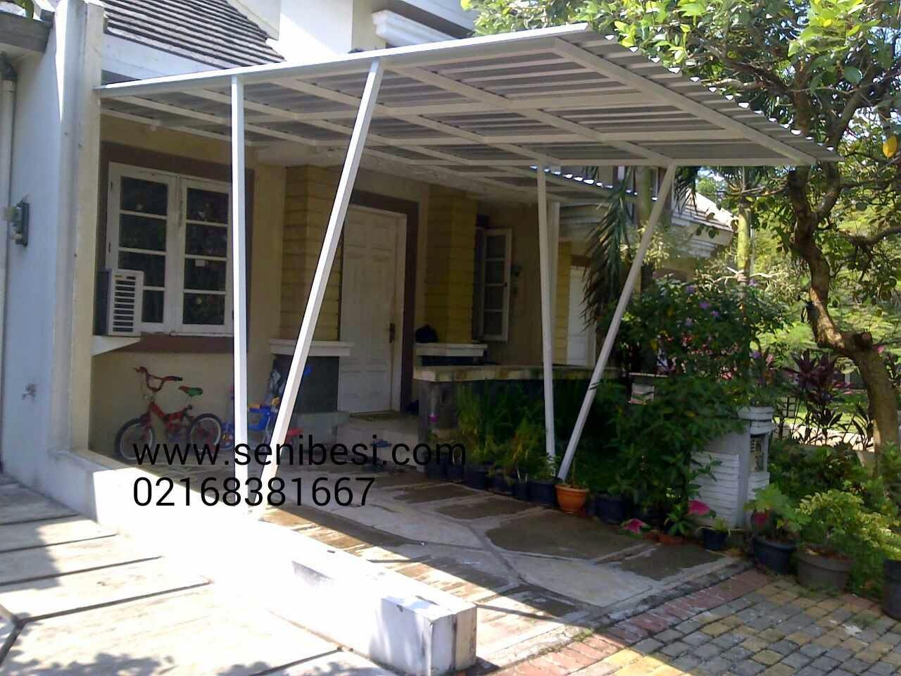 Kanopi Baja Ringan Untuk Rumah Minimalis Canopy Carport,kanopi: ,canopy Carport,kanopi ...