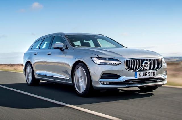 2016 Volvo V90 D5 AWD PowerPulse Inscription reviews AND SPECIFICATIONS
