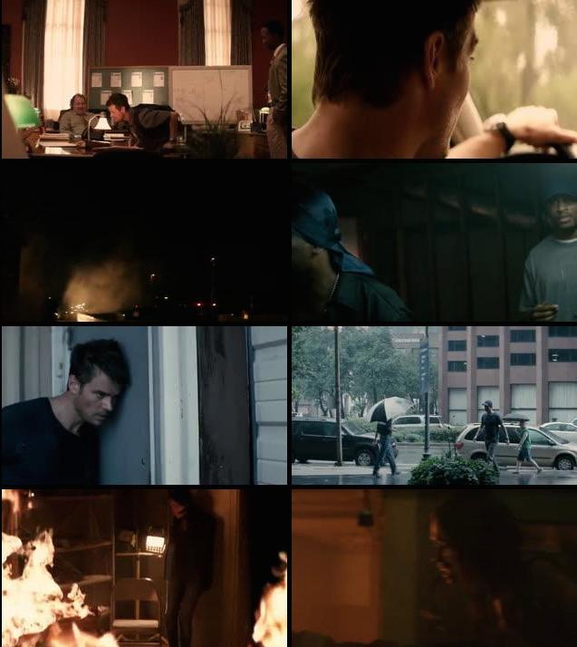 Fire with Fire 2012 Dual Audio Hindi BRRip 480p