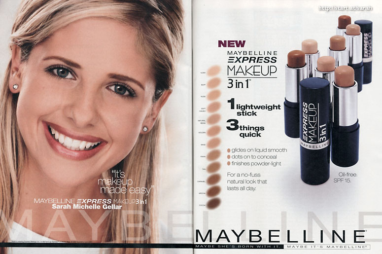 Maybelline Fit Me Shine-Free Foundation - #115 Ivory and ... Maybelline Foundation Ad