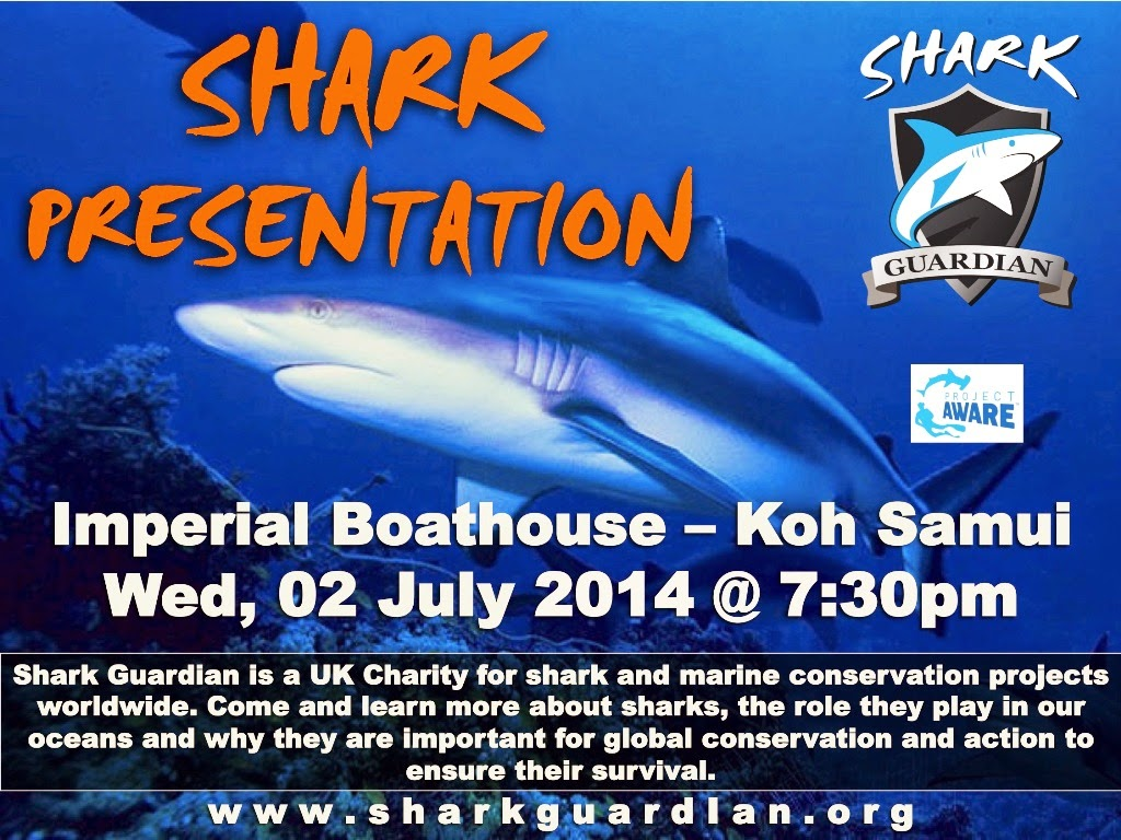 Shark Guardian presentation 2nd July 2014