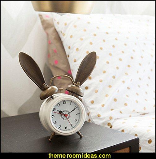 Bunny Alarm Clock