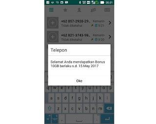 Cara Mendapat Kuota Gratis Indosat 10GB Terbaru 2018/2019