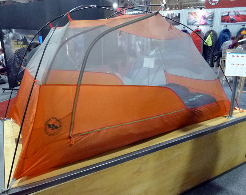 Big Agnes has many lightweight tents to choose from including the new Big Agnes Copper Spur HV UL Tent Series which replaces the current series. & Ultralight Insights -- Whatu0027s New and Exciting for Ultralight ...