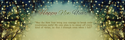 Happy New Year Images Facebook Covers