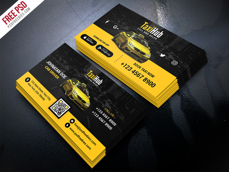 Download taxi services business card template psd free psd now taxi services business card template psd reheart Image collections