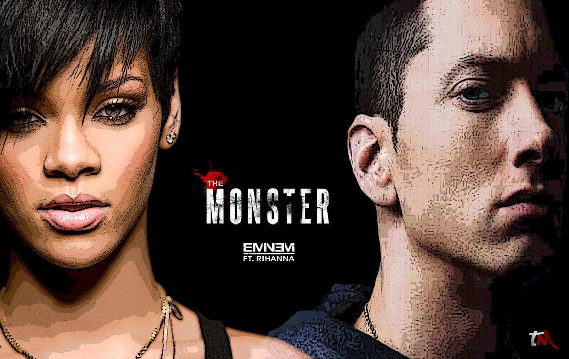 The Monster (ft. Rihanna) - Eminem: testo tradotto - Traduzione in italiano
