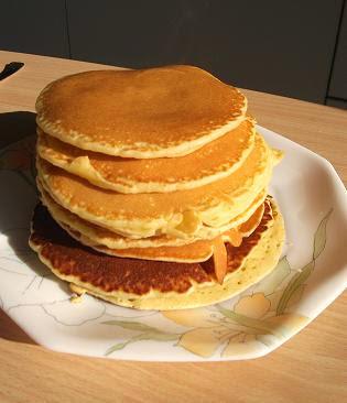 La recette des Pancakes - http://prendre-le-temps-de-ralentir.blogspot.fr/