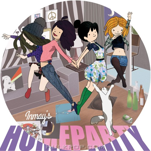[Single] Inmay – Home Party