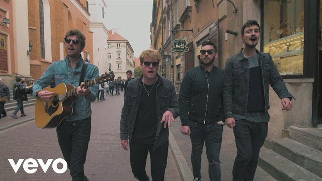 Kodaline Unveil Acoustic Performance of 'Brother'