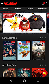 9FilmesHD 2.1 - Melhor aplicativo de assistir filmes online no Android