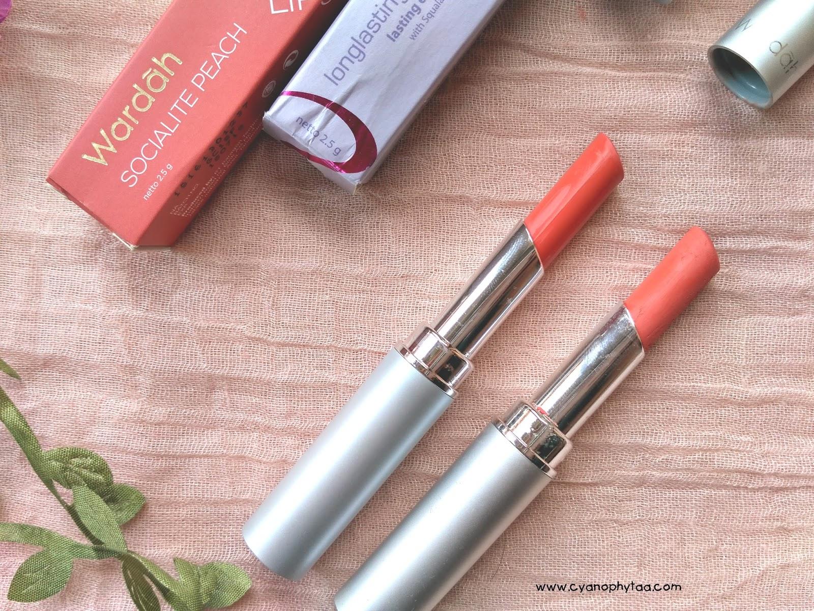 Lipstik Wardah Orange 88300 Usbdata Intense