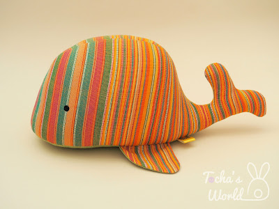 Mauricio the Whale - Tocha's World