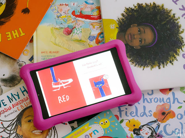 5 Easy Ways to Celebrate National Reading Month ~ #AmazonKidsAndFamily