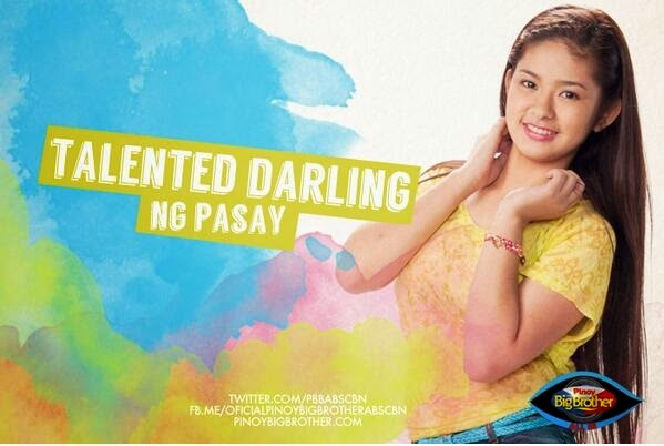 "Pinoy Big Brother All in Photos - Loisa Andalio ""Talented Darling"""