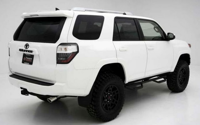 2018 Toyota 4Runner Redesign, Price