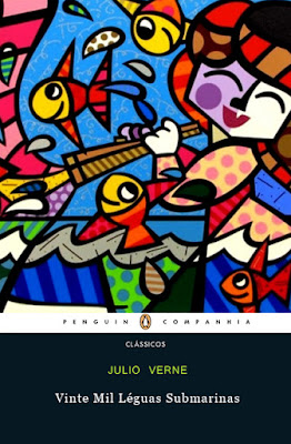 rb 4 - 10 Capas dos clássicos da Penguin com Romero Britto