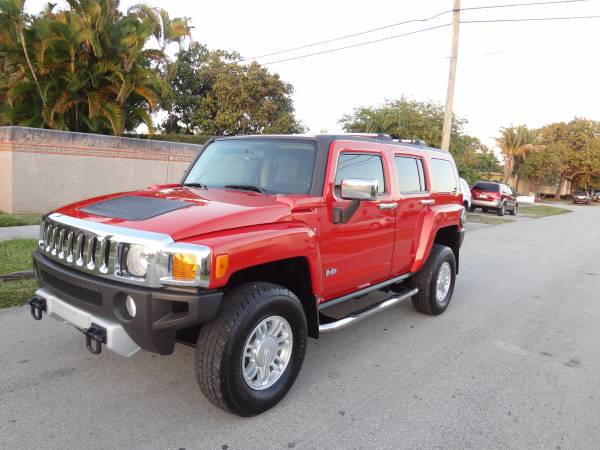 2008 Hummer H3 For Sale - 4x4 Cars
