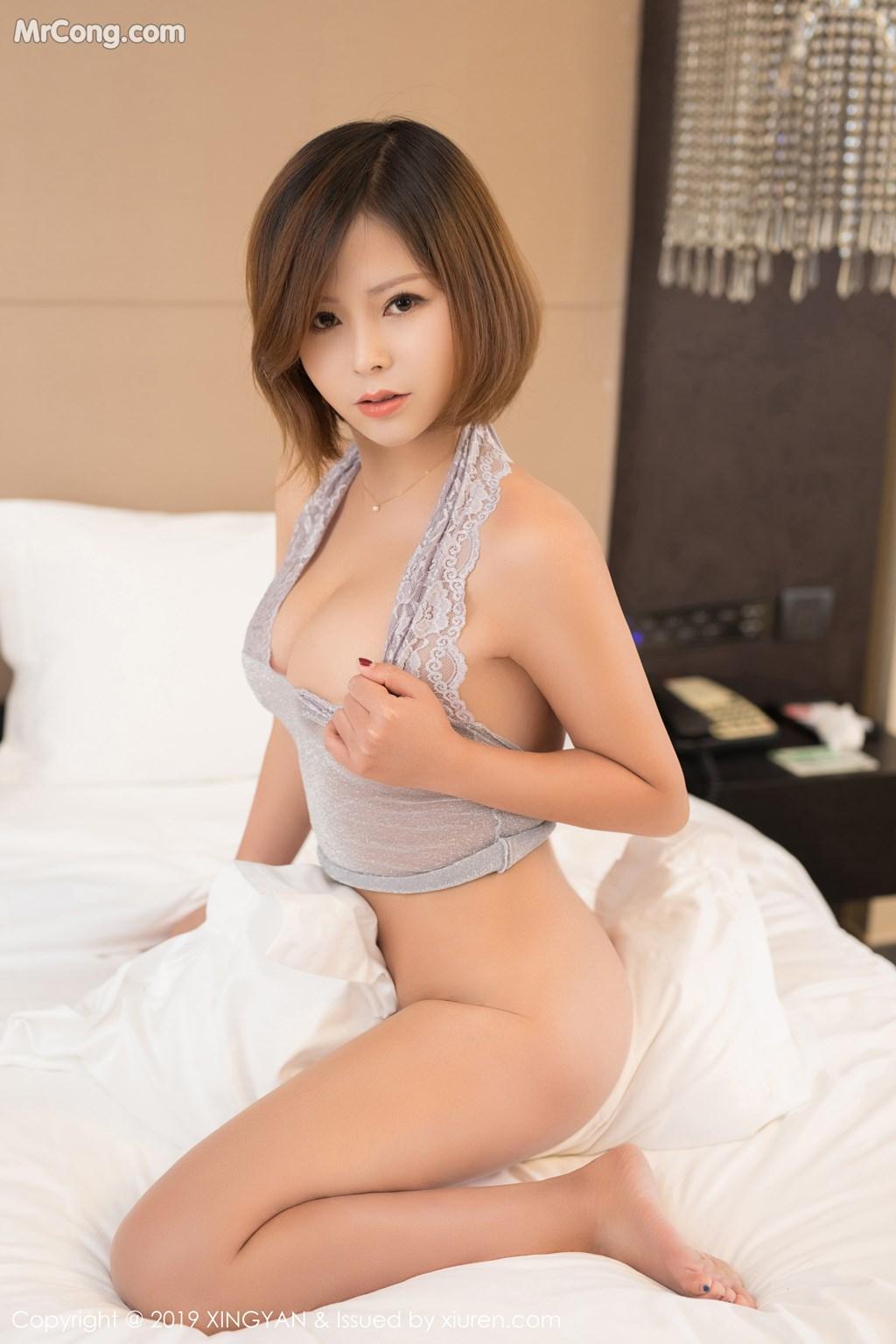 Image XingYan-Vol.110-Lisa-MrCong.com-006 in post XingYan Vol.110: Người mẫu 转转Lisa (36 ảnh)